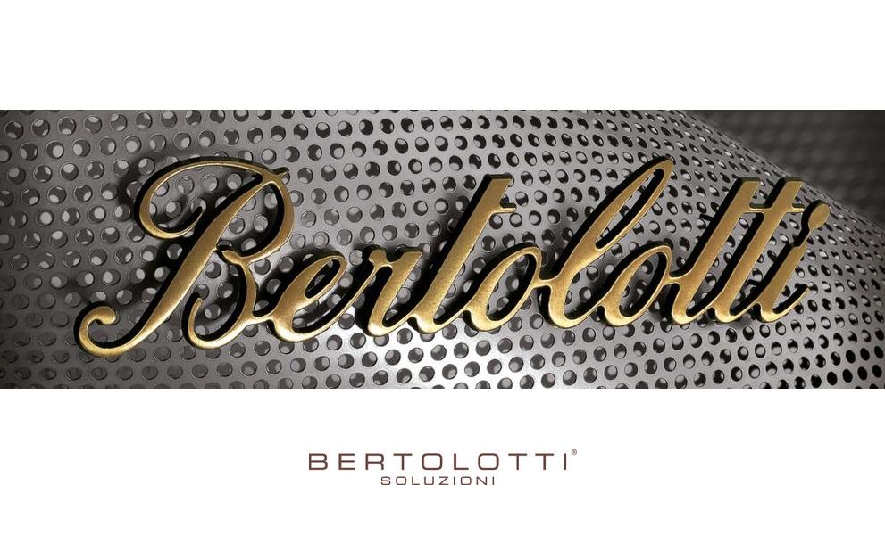 Bertolotti Aldo acciaio ceramica bronzo