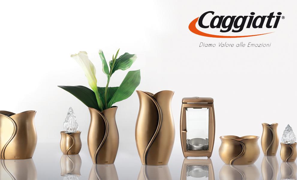 Caggiati bronzo acciaio porcellana